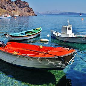 by Carole Walle - Transportation Boats (  )