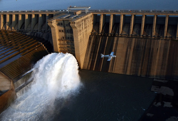 The Vaal Dam wall. File Picture: MARIANNE SCHWANKHART/THE TIMES