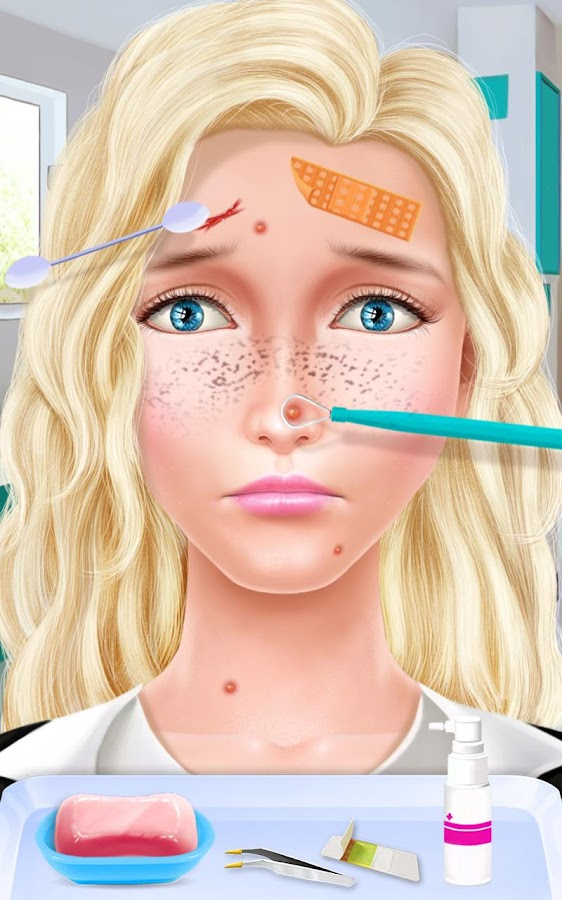High school salon beauty skin android apps on google play for Skins beauty salon