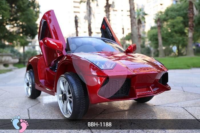 Xe hơi điện thể thao 2 cửa mở BBH-1188 1