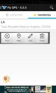 Fly GPS-Location Apk – Fake GPS 5