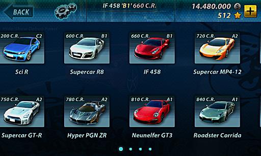 Need for Drift: Most Wanted APK MOD screenshots 2