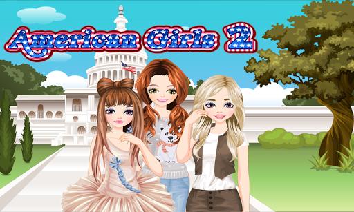 美國女孩 2 -女孩遊戲