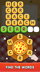 Word Pizza – Word Games Puzzles 1