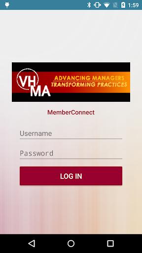 VHMA MemberConnect