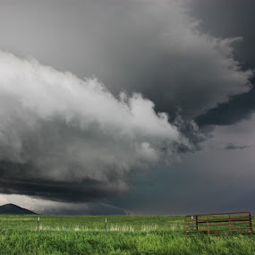 Montana Magic by Erik Burns - Landscapes Weather ( lightning, weather, storms,  )