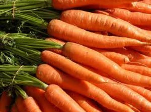 Carrots (and Sweet Potatoes, Squash, And Pumpkin) Recipe