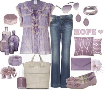 Pureple Outfit Planner - náhled