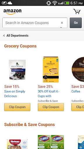 Amazon Coupons Amazon.com