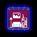 SA Interior - interior design 3D icon