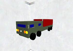 8WD offroading cargo truck