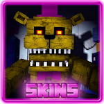 Skins for MInecraft PE - FNAF 1.0 Apk
