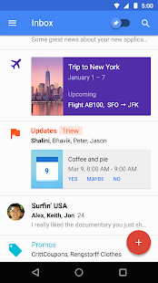 Inbox by Gmail Screenshot 2