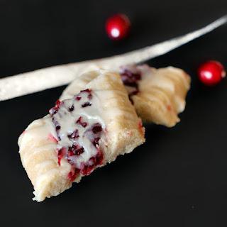 Fresh Cranberry Butter Cookies