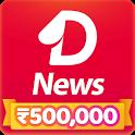 NewsDog - Malamaal, Answer Questions Earn Cash icon