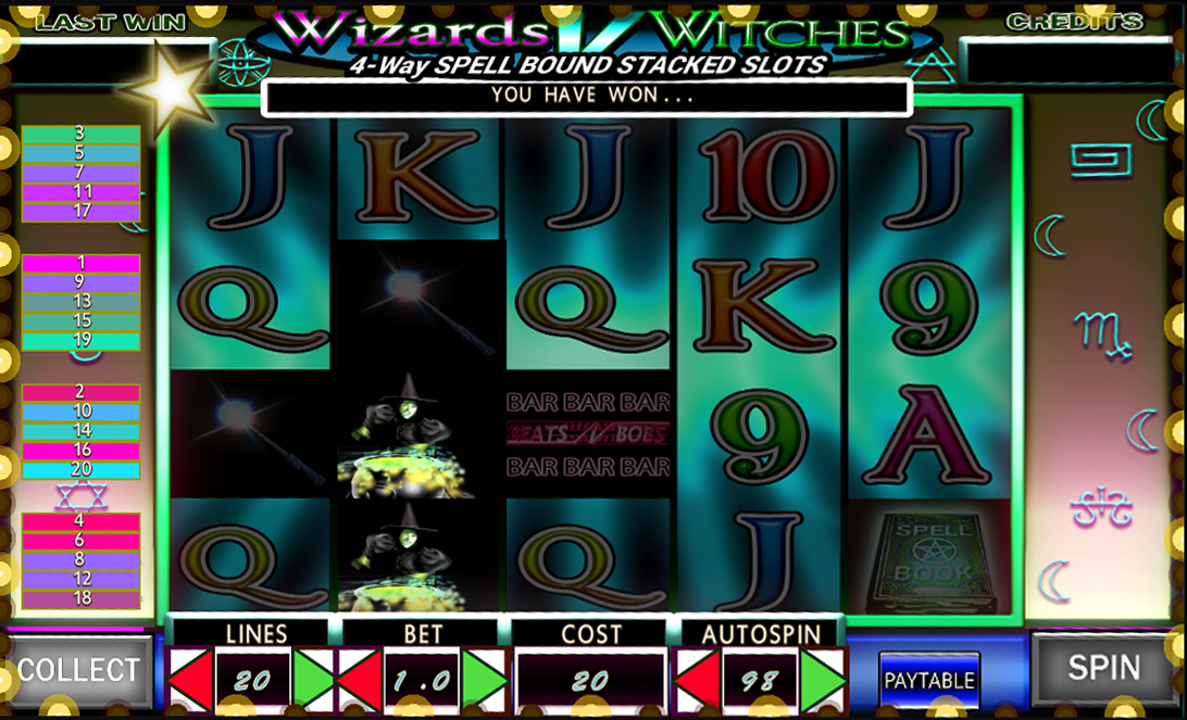 🧙 Magic Video Slot 🧙- screenshot