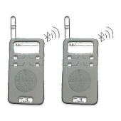 Walkie Talkie (SMS and voice)