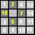 Number Puzzle icon