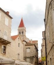 Photo: dzwonnica z XIV wieku
