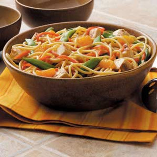 Asian Noodle Toss.
