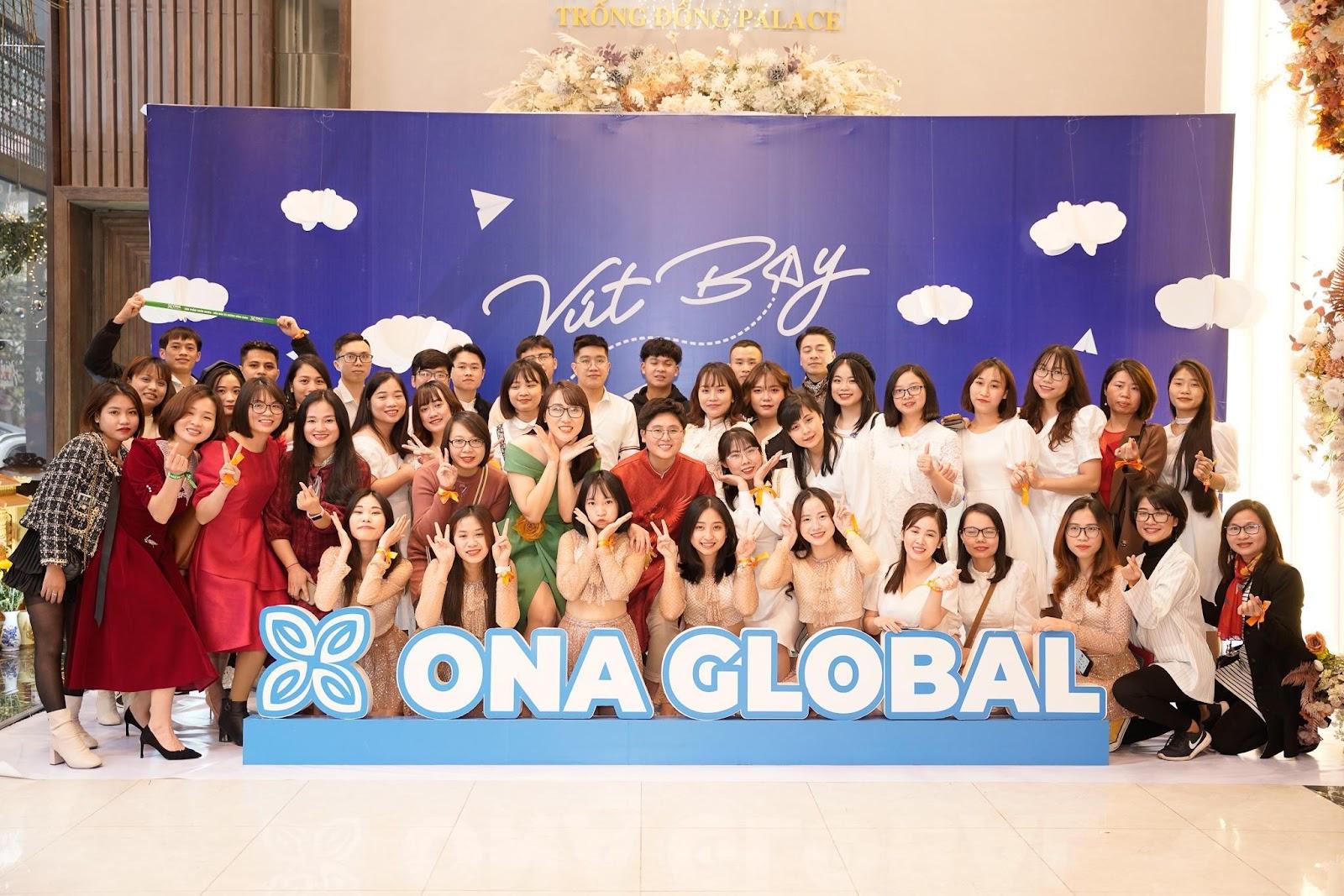 """Ona Global: Vỡ òa cảm xúc trong đại tiệc cuối năm """"hành trang vút bay"""" - Ảnh 6"""