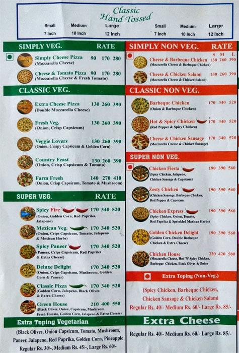 Pizza Yum menu 3