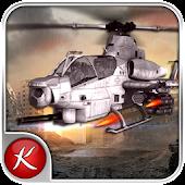 Gunship Commando Air Attack 3D