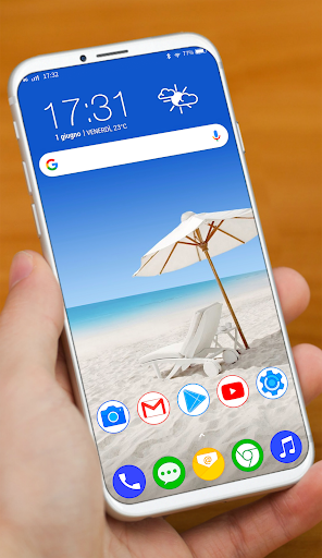 SUNLIGHT - ICON PACK Aplicaciones para Android screenshot