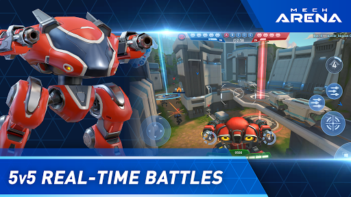 Mech Arena: Robot Showdown 1.16.01 screenshots 2