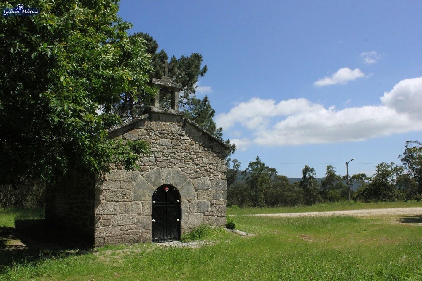 Fachada de San Cibrán