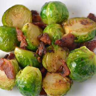 Fried Brussel Sprouts With Bacon Recipes.