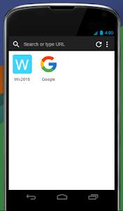Surfup Browser Lite screenshot 2