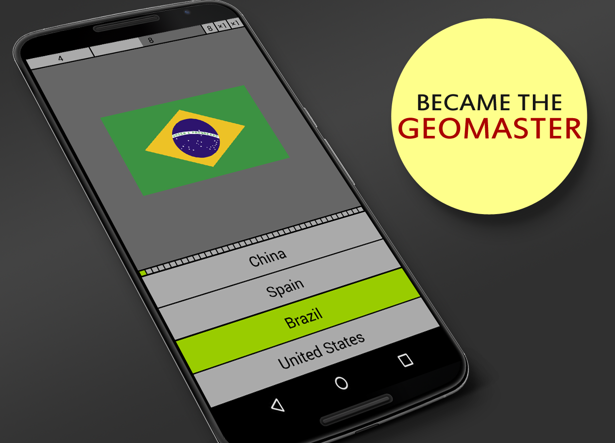 Geography Master Quiz Android Apps On Google Play - Map of united states quiz game