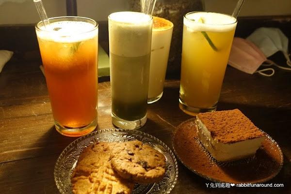 Ho-Yo Cookies。台南深夜甜點店、不限時咖啡廳