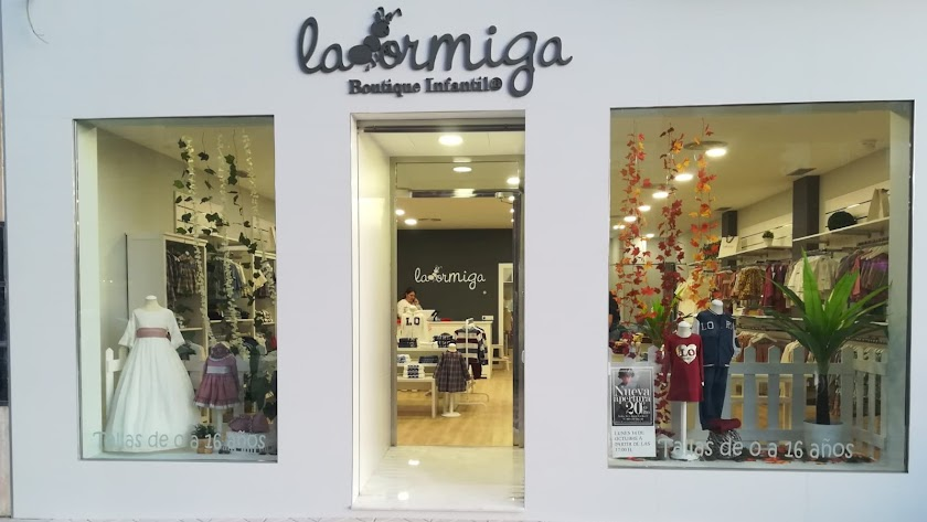 La nueva tienda de La Ormiga se ha instalado en la Avenida Juan Carlos I. /Facebook La Ormiga