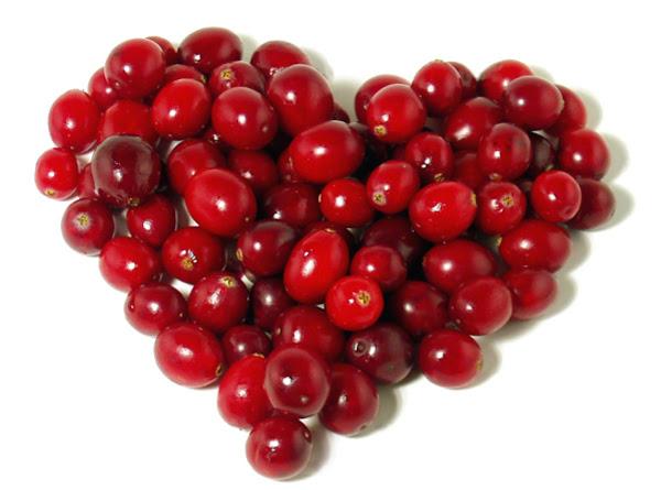 Cranberries In Citrus Glaze Recipe
