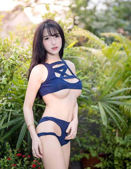 Thiên thần Thái bikini Thananchanok Lathi