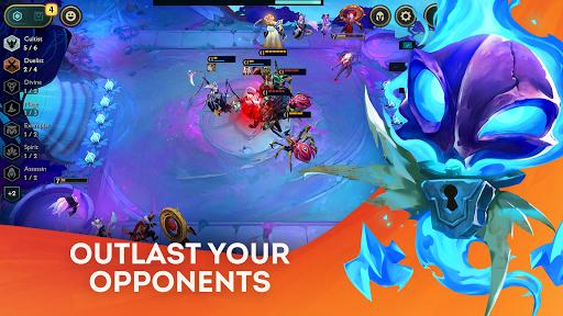 Teamfight Tactics: League of Legends Strategy Game  screenshots 2