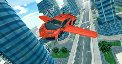 Flying Car 3D 2.6 screenshots 17