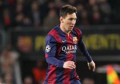 La passe décisive de Messi, un modèle du genre