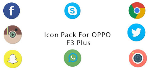 Icon Pack For OPPO F3 Plus on Windows PC Download Free - 1 0 4