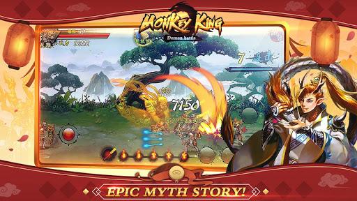 Monkey king u2013 Demon battle cheat screenshots 2