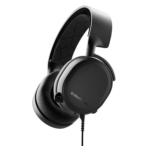 Tai nghe SteelSeries Arctis 3 2019 Edition (Đen)