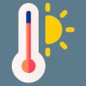 Thermometer Room Temperature icon