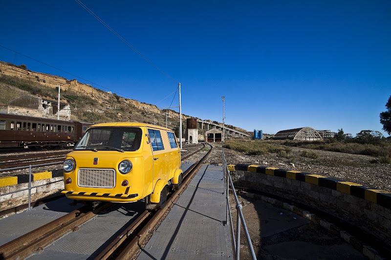 Vecchie stazioni di Pino1963