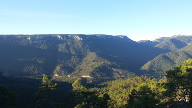 Photo: Vistas del Molejón desde el Cerro Helechal.