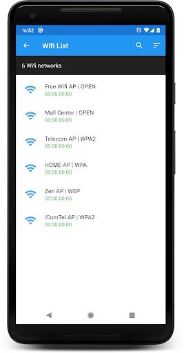 WIFI PASSWORD PRO 6.1.0 screenshots 2