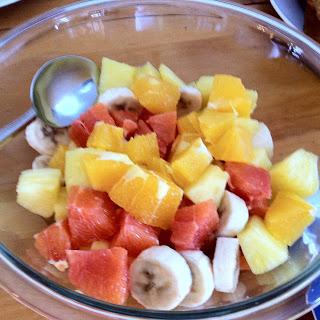Easy Fruit Salad (Ambrosia).