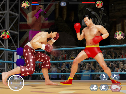 World Tag Team Super Punch Boxing Star Champion 3D 2.1 screenshots 8