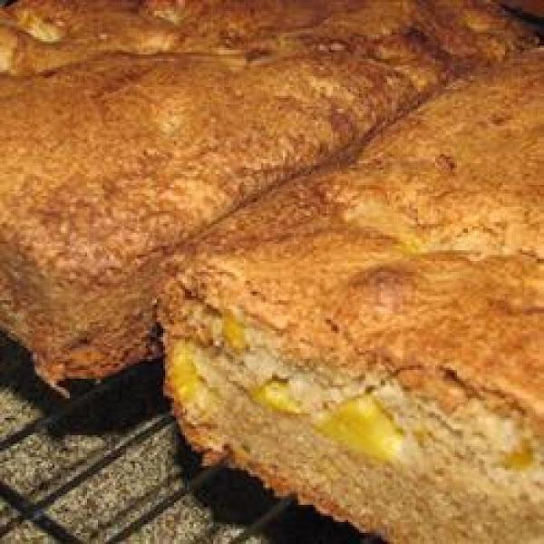 Peach Nut Bread Recipe